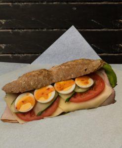 Broodje gezond met pit