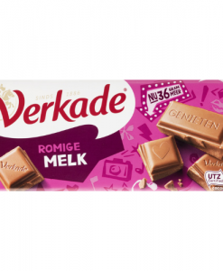 Verkade reep melkchocolade