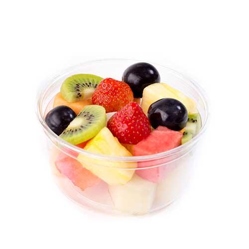 bakje vers fruit