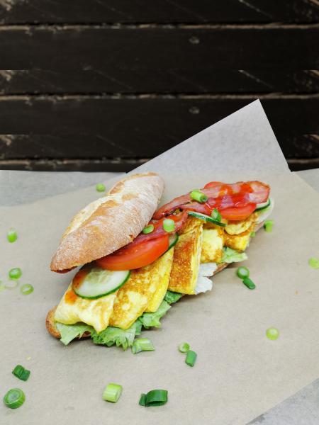 Broodje Omelet